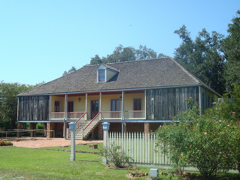 Laura Plantation House